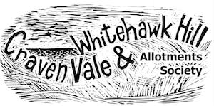 Craven Vale and Whitehawk Allotments Society logo